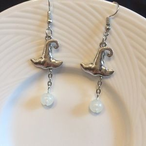 🧙♀️ Witch Hat Dangle Earrings 🧙♀️